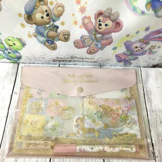 Disney - ディズニー スターリードリームス ステーショナリーセット ダッフィー 20周年