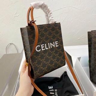 celine - 4色綺麗セリーヌCelineトートバッグ