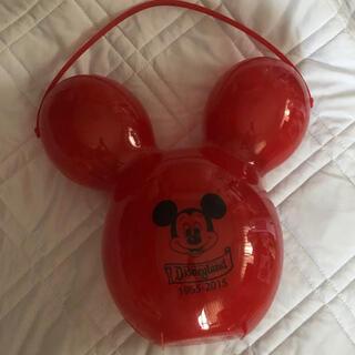 Disney - ディズニーランド ポップコーンバケット バルーン  ミッキーバルーン