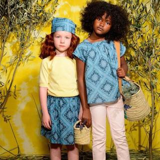 ボンポワン(Bonpoint)の新品 11550円 完売 bonton スカート(スカート)