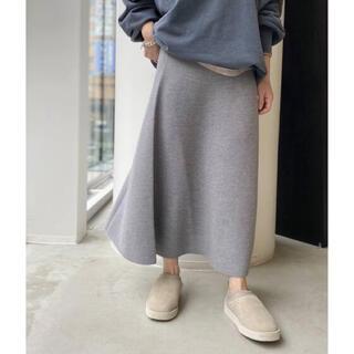 L'Appartement DEUXIEME CLASSE - 【L'Appartement 】Knit Long Skirt