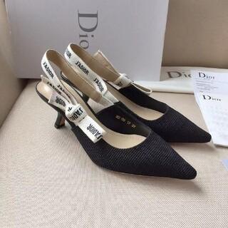 ディオール(Dior)の8色大人気可愛いディオールDiorパンプス(小物入れ)