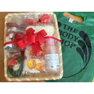 THE BODY SHOP - THE BODY SHOP クリスマスギフトセット(同梱450円)