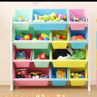 玩具収納 おもちゃ 棚