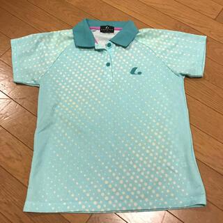 ルーセント ポロシャツ Mサイズ テニスウェア(ウェア)