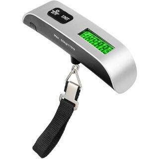9/27液晶デジタル 荷物フックストラップスケール 計量器 計量計