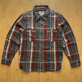 PHERROW'S - Pherrow's ヘビーネルシャツ