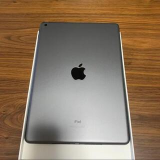 iPad - 新品同様 iPad 第8世代 スペースグレー 128GB フィルム ケース 付き