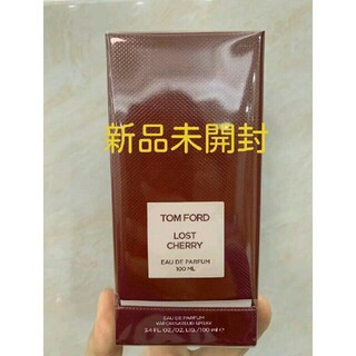 TOM FORD - 新品 TOM FORD LOST CHERRY 香水 100ml