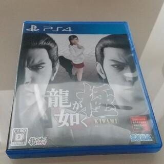 セガ(SEGA)の龍が如く 極 PS4中古(家庭用ゲームソフト)