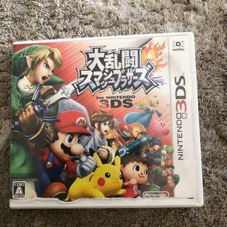 ニンテンドー3DS(ニンテンドー3DS)のニンテンドー3ds 大乱闘スマッシュブラザーズ(家庭用ゲームソフト)