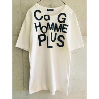 COMME des GARCONS HOMME PLUS - 【★名作★ビンテージ★メンズM!】コムデギャルソンオムプリュス CdG Tシャツ