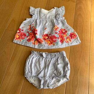 ベビーギャップ(babyGAP)のセットアップ(GAP)60〜70(Tシャツ)