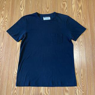 Maison Martin Margiela - マルタンマルジェラ ポケットTシャツ Black 46 corso como