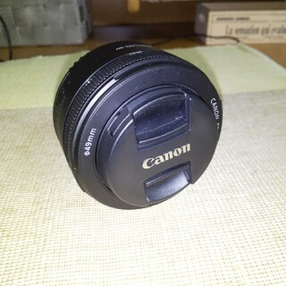 Canon - 【美品】Canon 50mm F1.8 STM