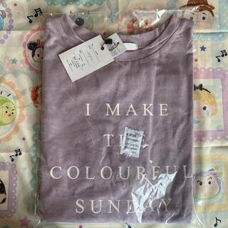 GRL - GRL半袖プリントTシャツFサイズ
