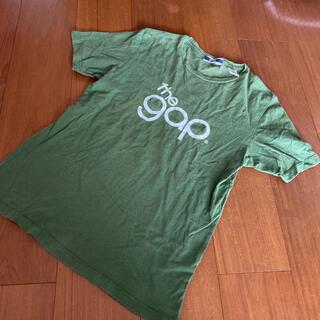 ギャップ(GAP)のold gap 1969 Tシャツ 緑 アメリカサイズXXS(Tシャツ/カットソー(半袖/袖なし))