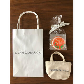 DEAN & DELUCA - ディーンアンドデルーカ  ギフト ミニトートバッグ アイシングクッキー