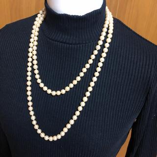 パールネックレス 本真珠 良品