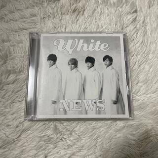 NEWS - NEWS アルバム White(初回盤)