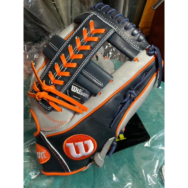 wilson(ウィルソン)のWilson A2000 硬式内野手用グラブ カルロス・コレア 11.75 スポーツ/アウトドアの野球(グローブ)の商品写真