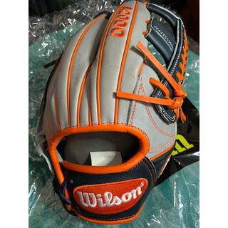 wilson - Wilson A2000 硬式内野手用グラブ カルロス・コレア 11.75