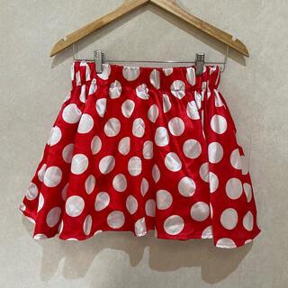 ディズニー(Disney)の東京ディズニーリゾート ミニーマウス スカート(ミニスカート)