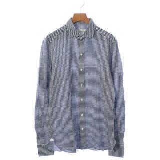 ルイジボレッリ(LUIGI BORRELLI)のLUIGI BORRELLI カジュアルシャツ メンズ(シャツ)