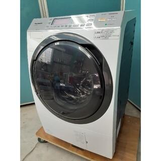 Panasonic - パナソニック ドラム式洗濯乾燥機10kg/6kg 温水泡洗浄NA-VX7300L
