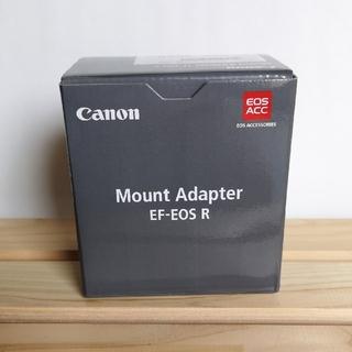 Canon - ✴️Canon純正 マウントアダプター EF-EOSR