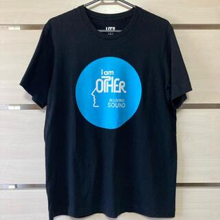 UNIQLO - ユニクロ UT Tシャツ(黒) Lサイズ