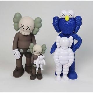 MEDICOM TOY - 即日発送 KAWS FAMILY BROWN/BLUE/WHITE
