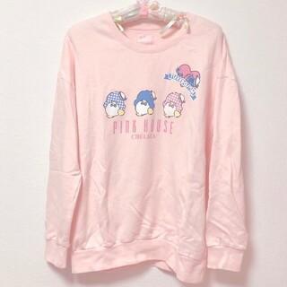 ピンクハウス(PINK HOUSE)のピンクハウスチェルシー♡サンリオキャラクターズコラボトレーナー(トレーナー/スウェット)