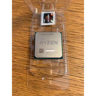 【新品未使用】AMD Ryzen 9 3950X バルク品