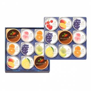 モロゾフ(モロゾフ)のモロゾフファンシーデザートゼリー18個(菓子/デザート)