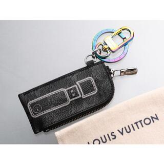 ルイヴィトン(LOUIS VUITTON)のS7120 ヴィトン エクリプス フラグメント USBケース キーリング MP1(その他)