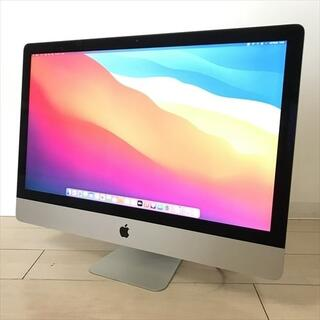 Apple - 30日まで 新品SSD1TB iMac 27インチ Retina 5K 2019