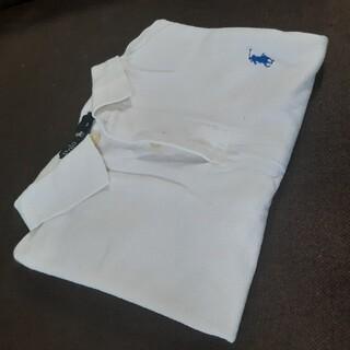 POLO RALPH LAUREN - POLO ポロシャツ 半袖 白 ホワイト