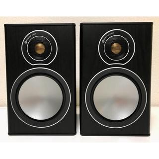 Monitor Audio BRONZE 1 Black Oak ペア