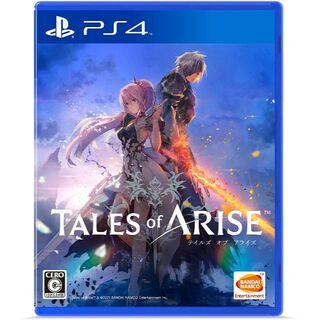 Tales of ARISE PS4版