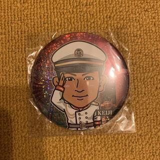 黒木啓司 海軍 夜景 75mm 缶バッジ 缶バッチ