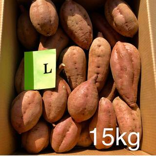 【絶品】種子島産  安納芋L 15kg