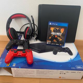 PlayStation4 - PS4 500GB 早い者勝ち!