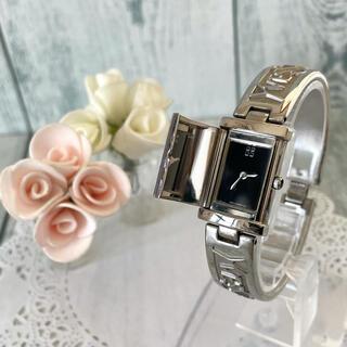 サンローラン(Saint Laurent)の【希少】Yves Saint Laurent サンローラン 腕時計 バングル(腕時計)