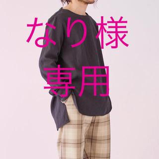 COMOLI - 定番人気 sus_sous シュス スリーピングシャツ リネン