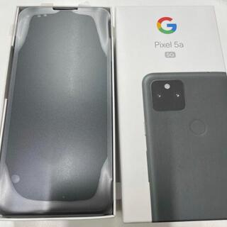 Google Pixel - Pixel 5a(5G) 新品未使用