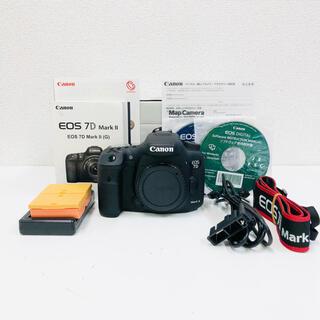 Canon - 【美品】Canon EOS 7D MarkⅡ キヤノン デジタル一眼レフカメラ