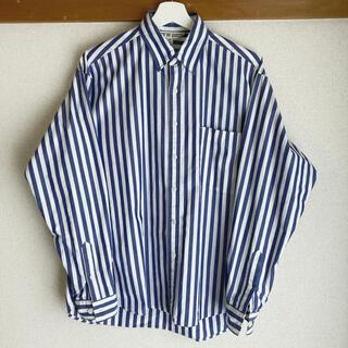 マッキントッシュフィロソフィー(MACKINTOSH PHILOSOPHY)のトラディショナルウェザーウェア ストラップシャツ(シャツ)