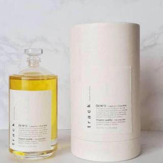 ミルボン(ミルボン)の新品 track oil トラックオイル No3 金木犀の香り(オイル/美容液)
