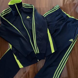 adidas - adidas アディダス ジャージ上下セット Mサイズ